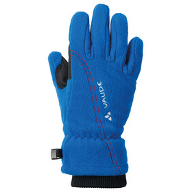VAUDE Kids Karibu Gloves II Blue